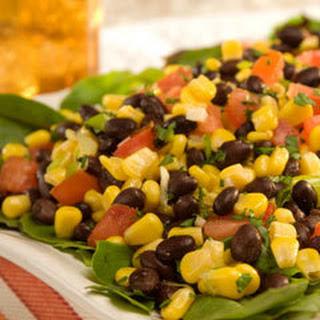 Corn & Black Bean Salad.