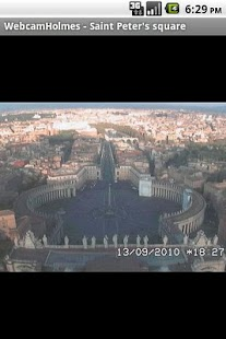 Rome Webcams - screenshot thumbnail