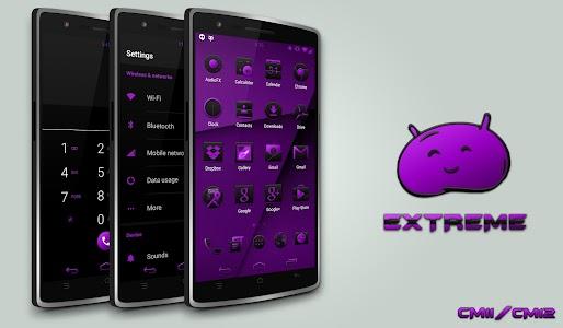 JB Extreme Purple CM12 CM13 v6.2