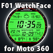 F01 WatchFace for Moto 360