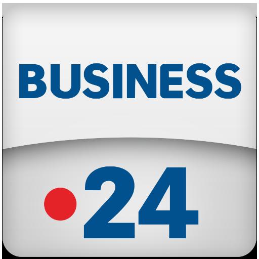 BUSINESS 24 Mobilní banka 財經 App LOGO-APP試玩