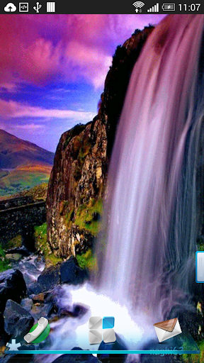 Awesome Waterfall LWP