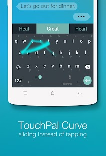 TouchPal Keyboard - Cute Emoji Screenshot 25