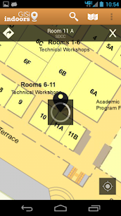 ESRI UC2013: Indoor Navigation - screenshot thumbnail