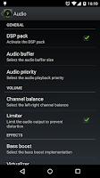 Screenshot of PlayerPro DSP pack