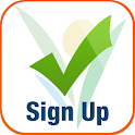 Sign Up by VolunteerSpot icon