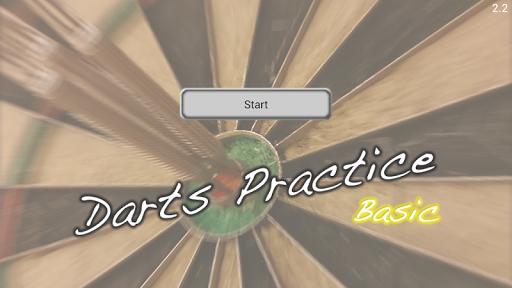 Darts Practice Basic