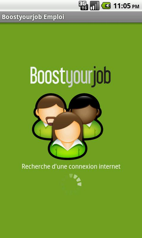 Boostyourjob Emploi- screenshot