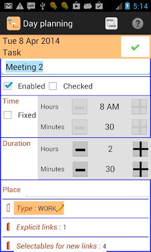 【免費生產應用App】Day planning-APP點子