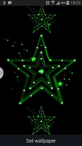 Star Live Wallpaper HD Free