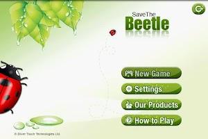 Screenshot of Save The Beetle