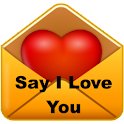 Say I Love You logo