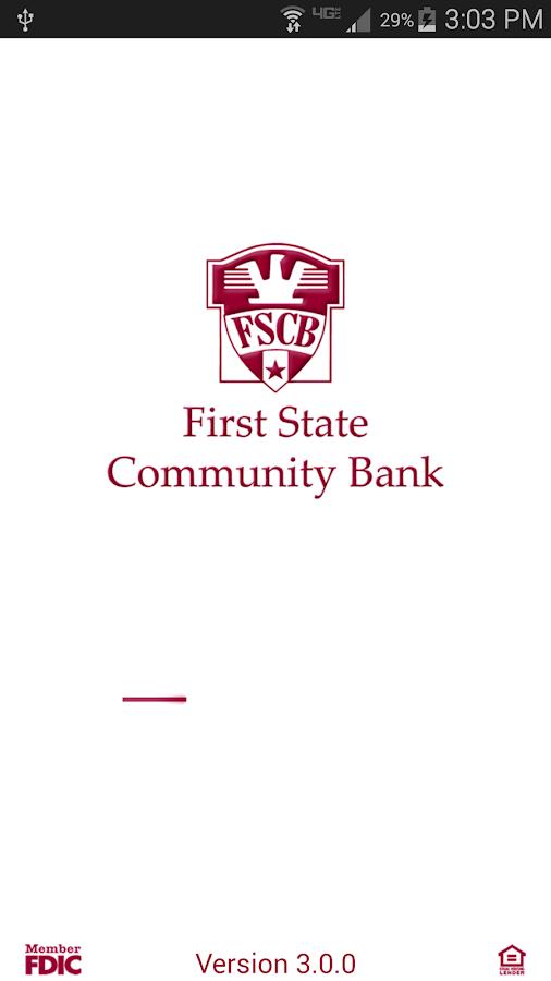 FSCB Mobile Banking - screenshot
