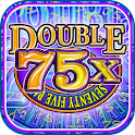 Double 75x Pay Slots icon
