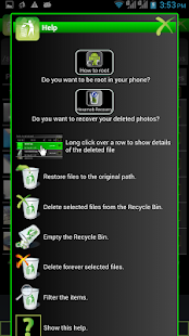 Recycle Bin for Android - screenshot thumbnail