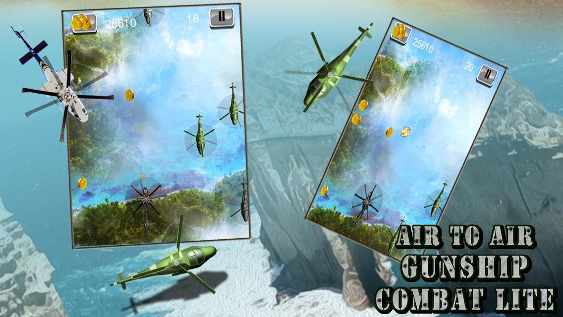 Air-To-Air-Gunship-Combat-Lite 11