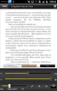 Saraiva Reader - screenshot thumbnail