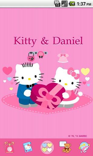 Hello Kitty Lov eFor You Theme