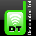 DiscountedTel -3G & WiFi Calls icon