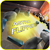Astro Flipper Pinball Game