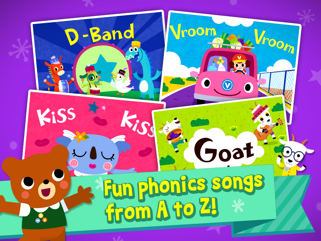 ABC Phonics- screenshot
