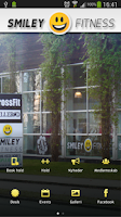 Screenshot of Smiley Fitness