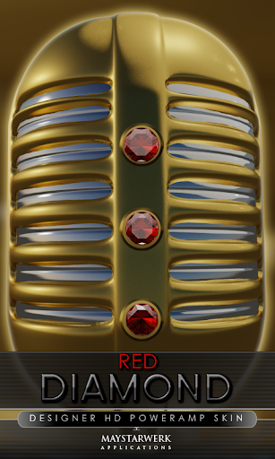 red diamond power amp skin