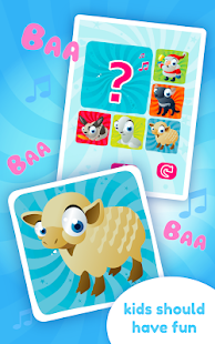 Baby Sounds Game - screenshot thumbnail