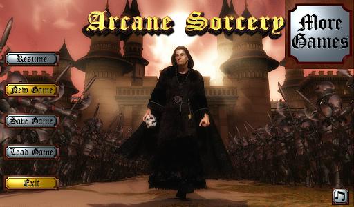 Arcane Sorcery Free