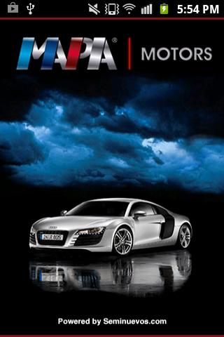 Mapa Motors