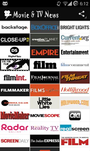 Movie TV News