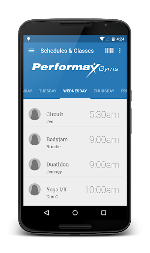Performax Gyms