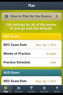 CPA Exam Aid - screenshot thumbnail