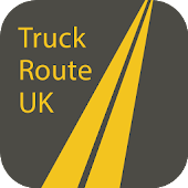 Truck Route UK