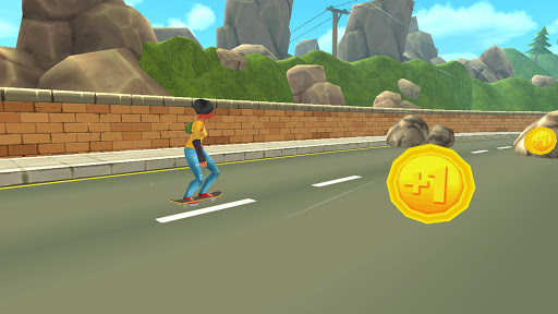 Downhill Madness: Endless Game