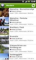 Screenshot of Kitzbüheler Alpen