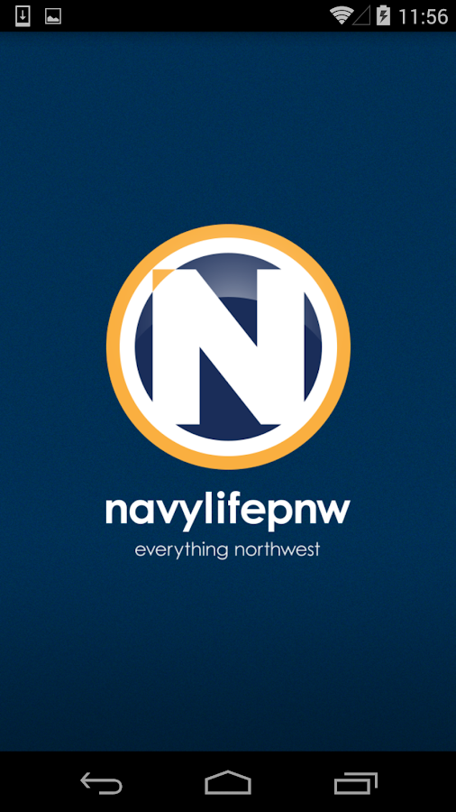 Navylife PNW- screenshot