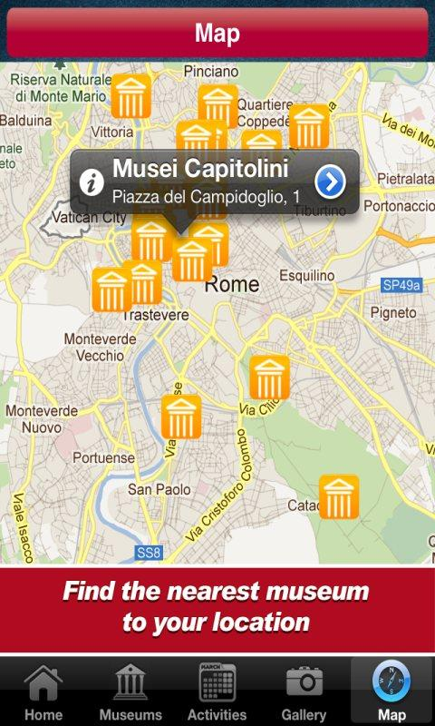 MiC Roma- screenshot