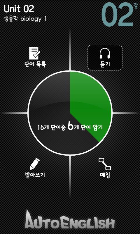 고등 공통영어 영단어 YBM Si-sa(신) - screenshot