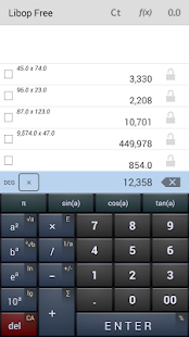 Libop Calculator Free- screenshot thumbnail