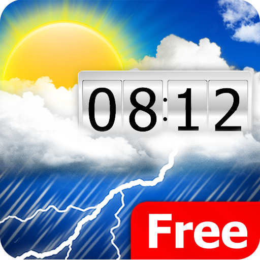 Weather & Clock - Meteo Widget 天氣 LOGO-玩APPs