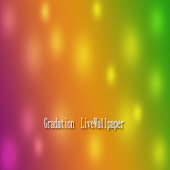 Gradation LivewallPaper FREE