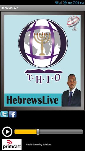 HebrewsLive