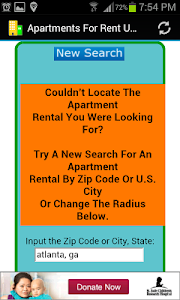 Apartments For Rent USA Finder screenshot 3