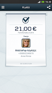 MobilePay FI - screenshot thumbnail