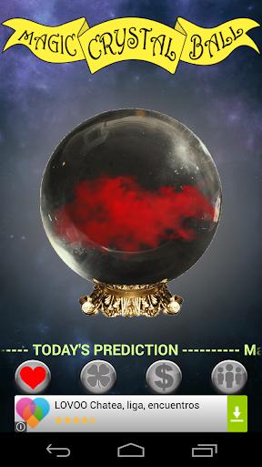 【免費娛樂App】Magic Crystal Ball-APP點子