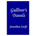 Gulliver's Travels-Book logo