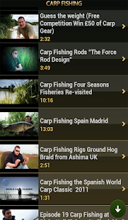 Carp Fishing - screenshot thumbnail