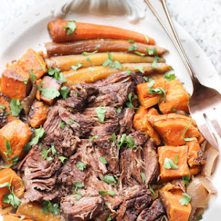 Slow Cooker Pot Roast.
