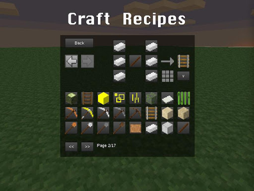 Exploration: craft survival